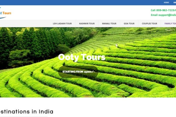 Indian Best Tours